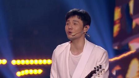 王力宏领衔导师开场秀,摇滚版《龙的传人》燃炸全场 中国好声音 20190719