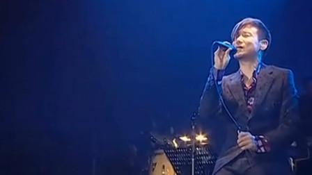 张学友缅怀张国荣演唱《追》,熟悉的旋律,勾起无数人的回忆!