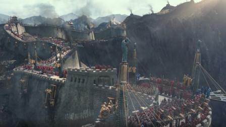 这首歌是《长城》主题曲,一出来竟比电影还火,不愧是爆款