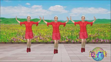 点击观看《动感易学健身操《大家一起来》活力动感瘦身舞老少皆宜》