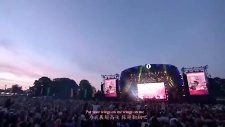 酷玩樂隊《Hymn_For_The_Weeken》,見識一下歐美頂級現場!