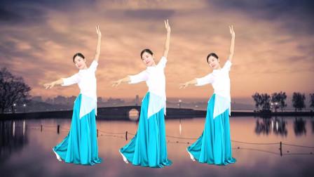新生代广场舞视频 32步舞蹈青城山下白素贞