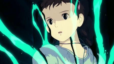 一部令人遗忘的高分动画,女孩为保护天空之城,使出魔法对抗反派