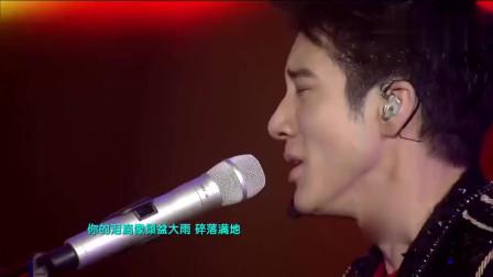 《你不知道的事》还有很多,王力宏现场深情弹唱,眼睛里有星星!