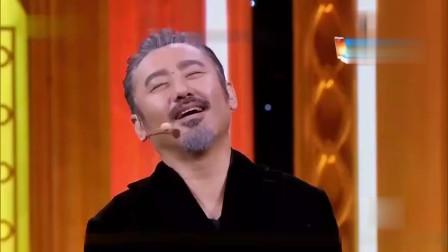 贾玲:我感冒是怎么传染给吴秀波老师的呢?郭德纲:通过脚气。