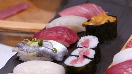 享受日本传统美食的味道,一揉一捏是真功夫