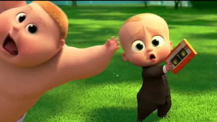 宝贝老板:小宝宝一个个活脱脱像个大人,太搞笑了,怎么回事呢