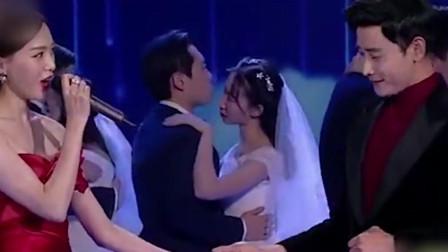 罗晋唐嫣携手翻唱,经典歌曲《最浪漫的事》,这是要酸死观众?