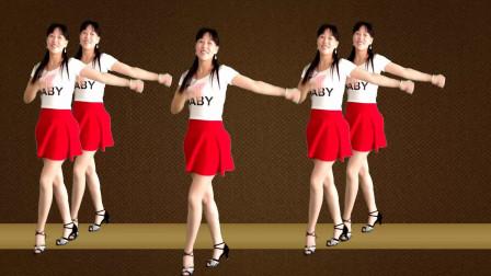 点击观看《好看享受广场舞视频《爱你一万年》阿真演示》