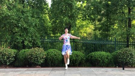 金盛小莉32步健身舞视频《妹妹你是我的人》适合初学者
