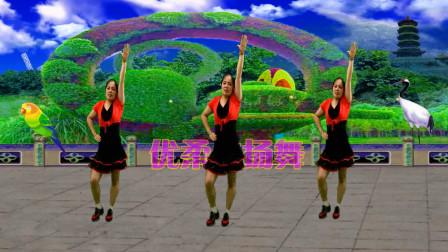 好学无基础32步广场舞视频雨中泪 适合初学健身者