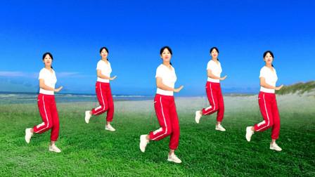 点击观看《阿采入门广场舞蹈视频《谁是我的新郎》适合夏季健身》