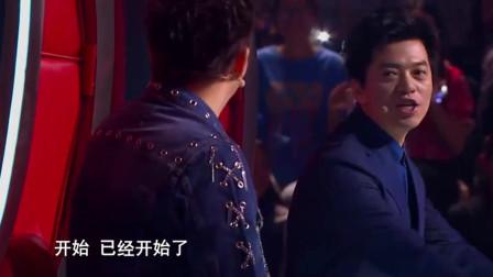 中国好声音:李健防不胜防?哈林巧用语言优势使出离间计