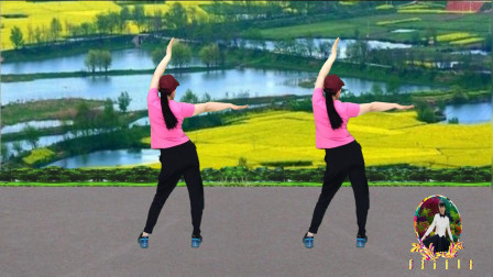 点击观看《蓝天云健身操视频《阿萨》反面演示 适合中老年人休闲健身》