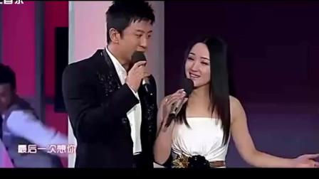 你为人夫我还未嫁,毛宁出来后首次与杨钰莹合唱《心雨》情难自禁