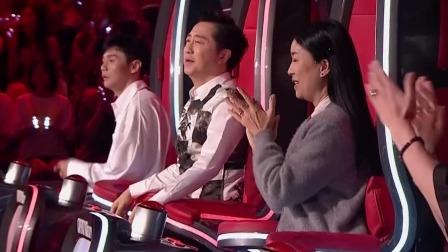 导师选手身份互换,李荣浩自我介绍不忘套近乎,我家离你家很近的 中国好声音 20190802