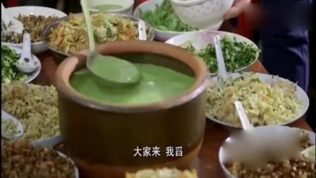 美食分享:广东汕尾擂茶 海陆丰咸茶在这才能吃到最正宗的