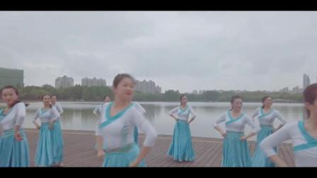室外版民族舞《东泉》