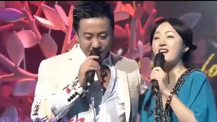 情系七夕,杨钰莹、毛宁深情对唱经典情歌《心雨》,简直甜炸了