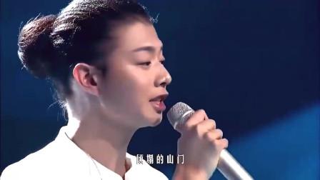 《我是歌手》霍尊唱的这首歌, 女音可以和李玉刚媲美了!
