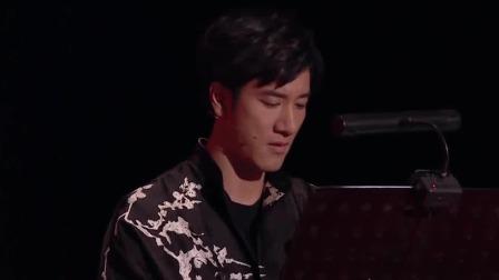 王力宏被封麦无奈放大招,背水一战亲自上台为学员伴奏 中国好声音 20190809