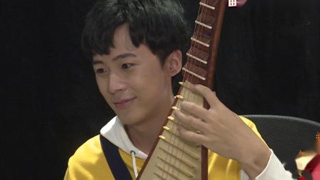 不会摇滚的琵琶不是好主唱,王博思即兴翻奏《怒放的生命》