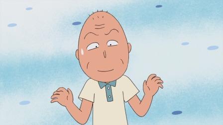 小丸子想吃鳗鱼,爷爷买不起,劝说其买高丽参 樱桃小丸子 第二季 下 日配版 68 快剪  0809161246