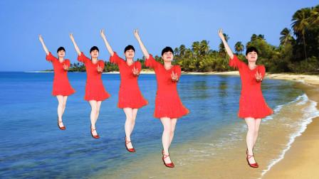 点击观看《益馨简单民歌32步中老年人舞蹈视频》