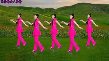 简单34步秧歌舞教学分解《江南桂花香》附口令分解