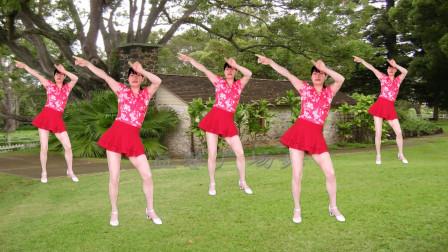 点击观看《热门32步广场舞教学《鳌拜舞》老少皆宜 附益馨分解教程》