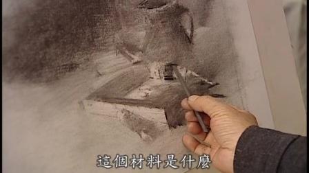 冉茂芹精品素描教程 �o物素描 中文�Z言字幕��l教程