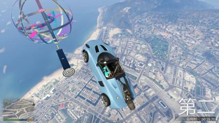 【GTA5】简单跑图狂雷火箭这图设计缺陷