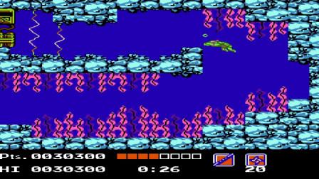 忍者神龟,这游戏在这挂了无数次,无数次!