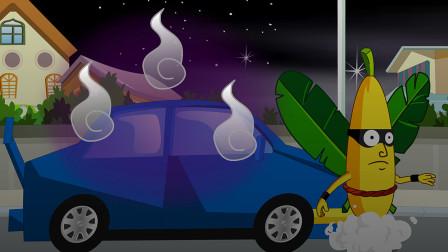 深夜,女孩要去殡仪馆,司机看见她手里的苹果后却慌了!