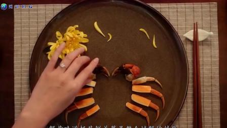 剥蟹机一分钟能剥45只螃蟹,螃蟹上桌后吃货急了,这怎么吃?