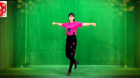 阿采简单32步减肥步子舞视频《小冤家》