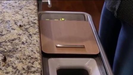 厨余变肥料垃圾桶,减少垃圾排放,厨余垃圾变废为宝