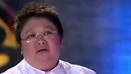 姑娘因长的好看而通过,韩红愤怒离场:她根本不会唱歌!