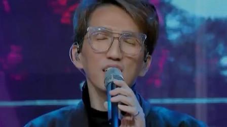 """林志炫用""""鸡尾酒唱法""""演绎《散了吧》,超高唱功惊艳观众"""