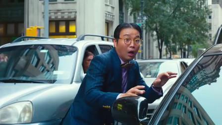唐人街探案:他不愧是导演看中的喜剧天才,不到一分钟就成了经典