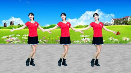 点击观看《阿采32步广场舞《酒醉的蝴蝶》手把手跟着跳起来》