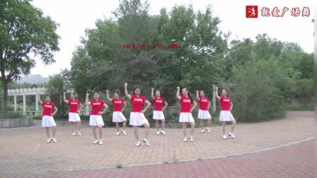 北京开心舞蹈队学跳爱吾老师《全民DIsco》适合年轻人