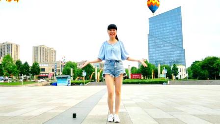 点击观看《麦芽最火广场舞视频《野花香》小摆胯16步 有分解》