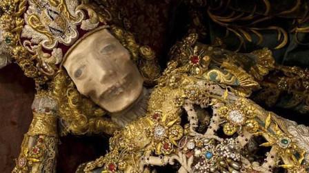 """世界上最值钱的""""尸骨"""",全身镶满珠宝,一颗就下能买一栋别墅!"""