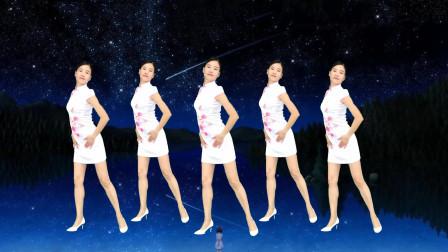 新生代串烧恰恰舞视频《自作多情》动作简单好看