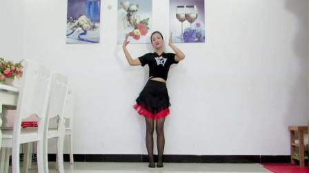 神农舞娘恰恰舞 歌曲好听舞步简单易学