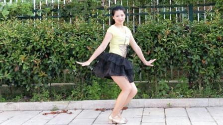点击观看《鹤塘紫儿32步舞蹈视频 一去不回DJ 手把手教学》