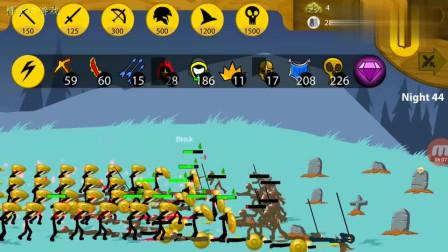 火柴人:100名黄金士兵的战争,场面壮观又精彩!