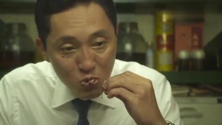 韩国美食家吃美味蒸鸡,连骨头都不放过!
