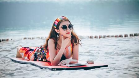 泳装东方舞视频 美女真不赖